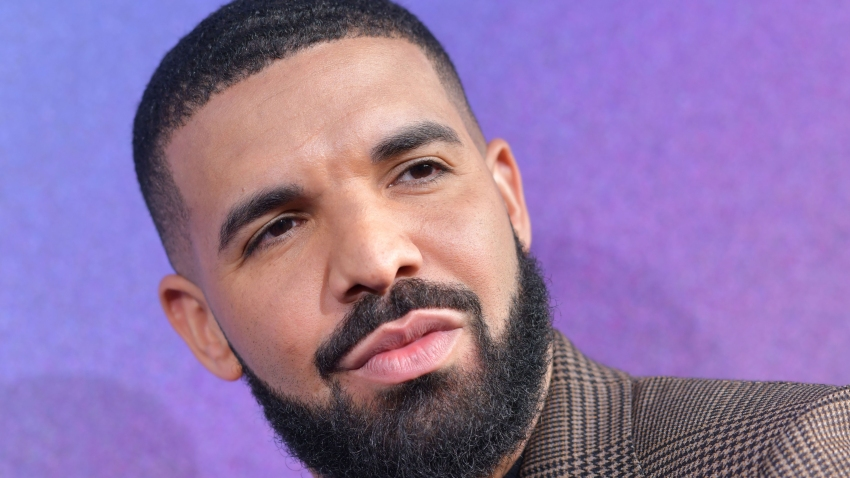 """In this file photo, Executive Producer US rapper Drake attends the Los Angeles premiere of the new HBO series """"Euphoria"""" at the Cinerama Dome Theatre in Hollywood on June 4, 2019."""