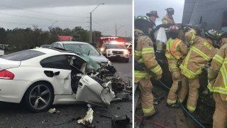 Accidente I-75