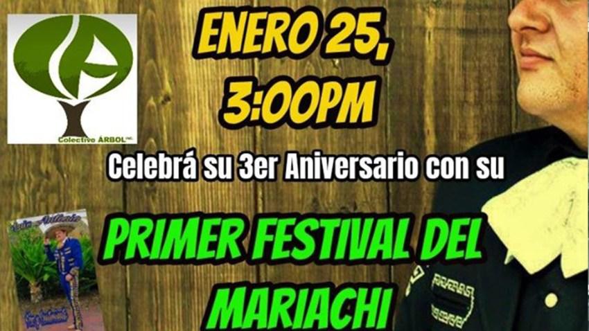 Primer Festival del Mariachi