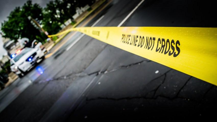 escena del crimen policia
