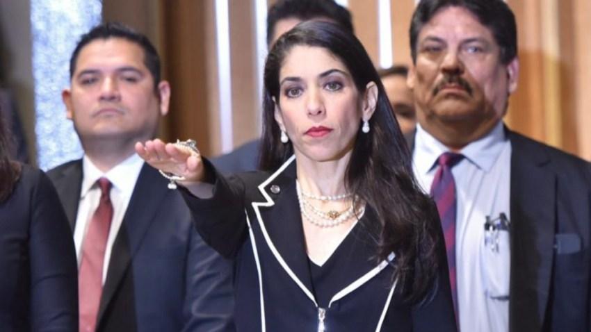 Fiscal de Veracruz comparece ante diputados.