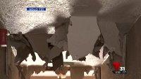 Madre consigue nuevo apartamento tras perder el suyo por un rayo