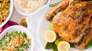 Walmart ofrece cena de Thanksgiving gratis a través de una aplicación