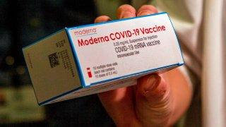 vacuna de Moderna