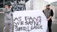 Se desmorona la Superliga europea: solo quedan Real Madrid y Barcelona