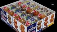 """Retiran del mercado muffins de la marca """"Give and Go"""" por posible contaminación"""