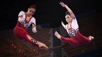 El motivo del particular look de las gimnastas alemanas