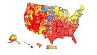 Vuelven las mascarillas: cómo saber si vives en una zona de alto contagio