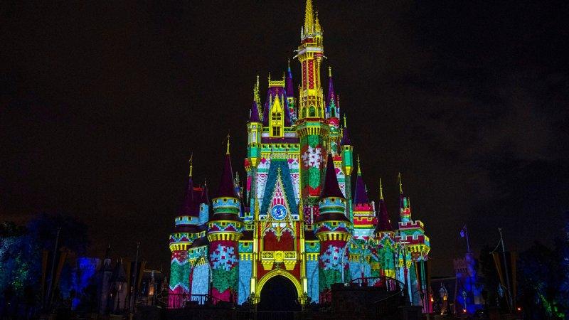 Disney revela detalles sobre su celebración navideña
