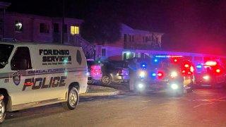 Balacera en apartamentos en Ocala deja un adolescente muerto