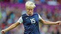 Otro gol olímpico: la hazaña que Megan Rapinoe repite en unos JJOO