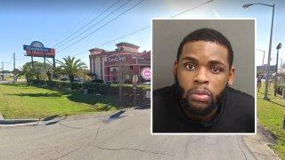 Tiroteo mortal en Days Innn Orlando