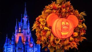 Halloween comienza mañana en Walt Disney World