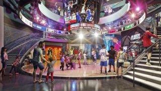 NBA Experience en Disney Springs