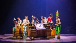 Revelan fecha de apertura de Cirque du Soleil Drawn to Life en Disney Springs
