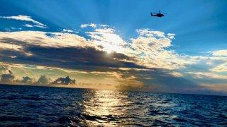 Guardacostas cancelan búsqueda de buzo desaparecido en Daytona Beach