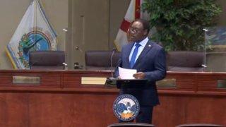 Alcalde del condado Orange, Jerry Demings