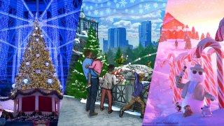 Navidad en Gaylor Palms