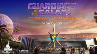 Anuncian apertura de Guardianes de la Galaxia: Cosmic Rewind en EPCOT